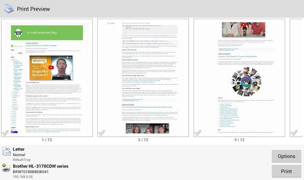 PrinterShare screenshot 8