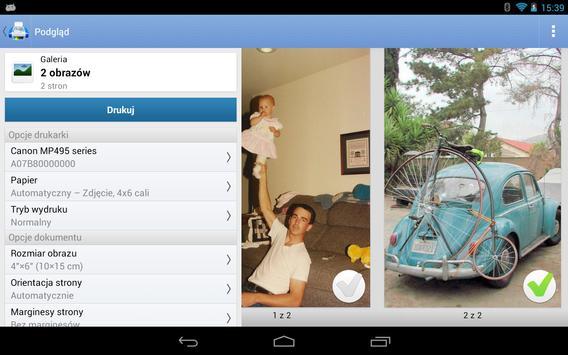 Mobilny druk PrintHand screenshot 16