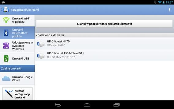 Mobilny druk PrintHand screenshot 18
