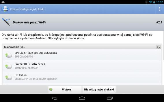 Mobilny druk PrintHand screenshot 19
