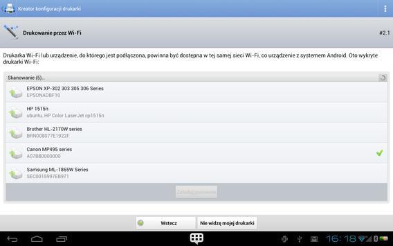 Mobilny druk PrintHand screenshot 10