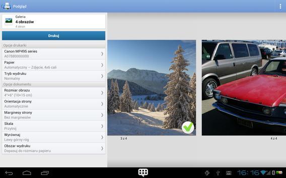 Mobilny druk PrintHand screenshot 11