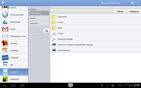 Mobilny druk PrintHand screenshot 13