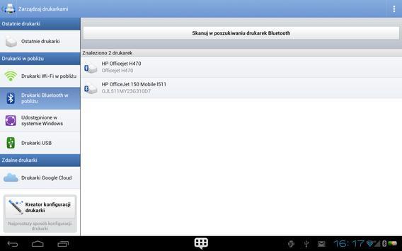 Mobilny druk PrintHand screenshot 9