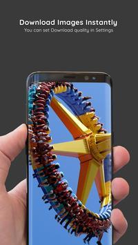 Amusement park Wallpapers HD 4K screenshot 1