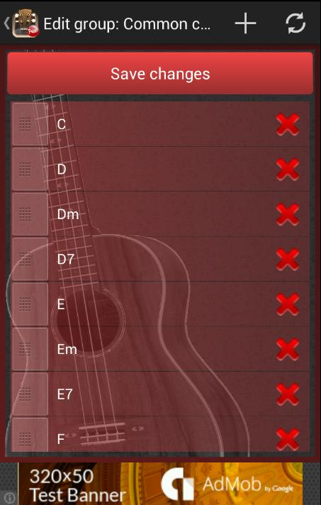 Baritone Ukulele Chords Free for Android - APK Download