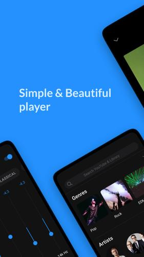 Music Player by Lark Player – for Music & Youtube
