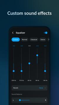 6 Schermata Music Player & MP3 Player - Lark Player