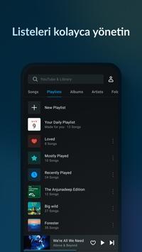 Müzik Çalar & MP3 Çalar - Lark Player Ekran Görüntüsü 2