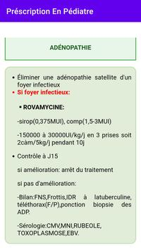 Préscription En Pédiatre screenshot 2