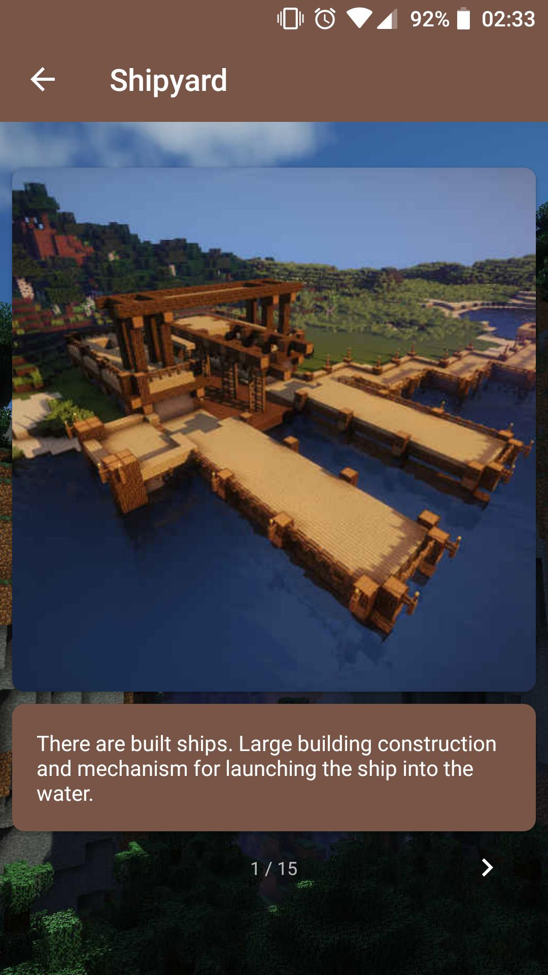 Building Guide poster