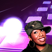 Missy Elliott - Throw It Back EDM Jumper icon