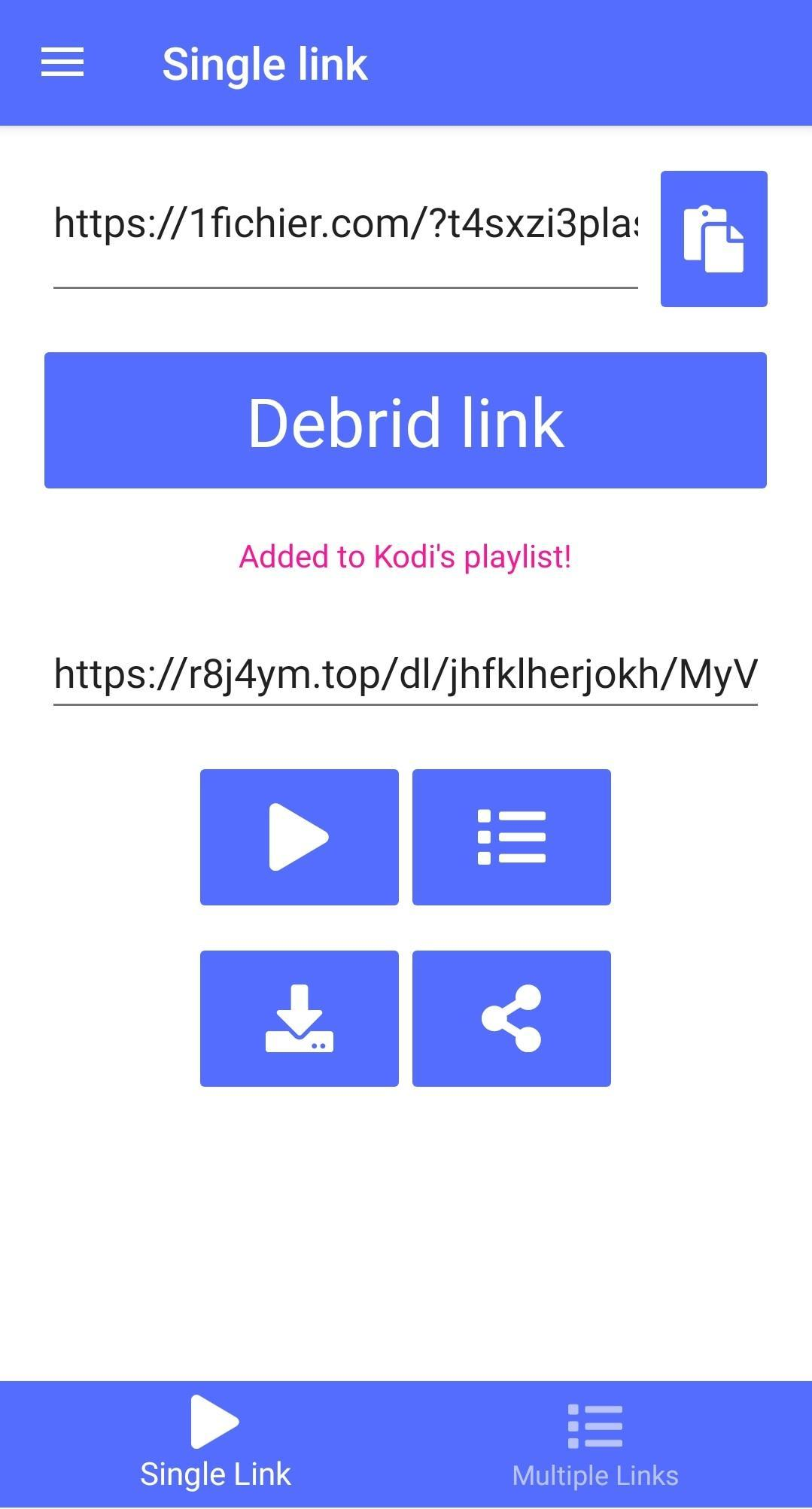 Stream2Kodi for Android - APK Download