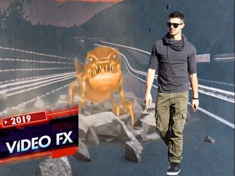 Movie Fx Video Editor screenshot 1