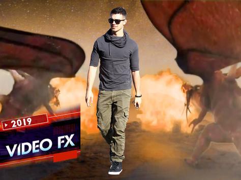 Movie Fx Video Editor screenshot 2