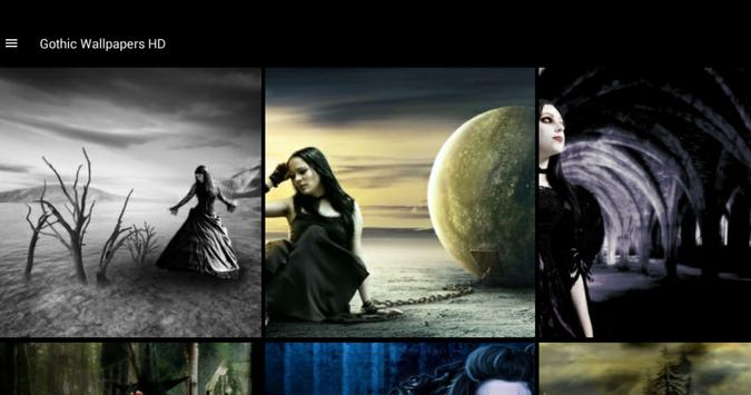 Gothic Wallpapers HD screenshot 4