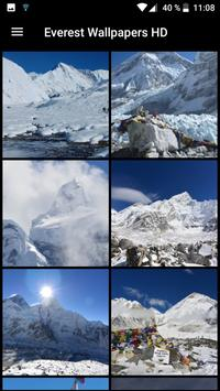 Everest Wallpapers HD poster