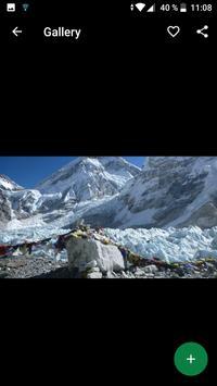 Everest Wallpapers HD screenshot 1