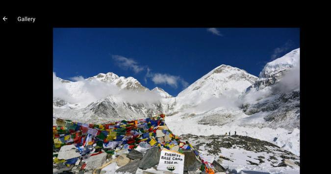 Everest Wallpapers HD screenshot 5