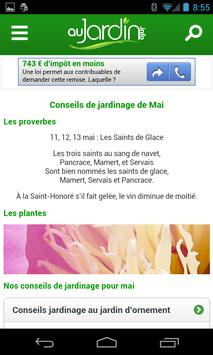 Au Jardin screenshot 4