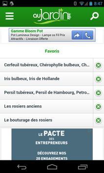 Au Jardin screenshot 6