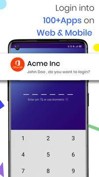 Secure ID capture d'écran 1