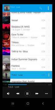 Avee Music Player (Pro) screenshot 2