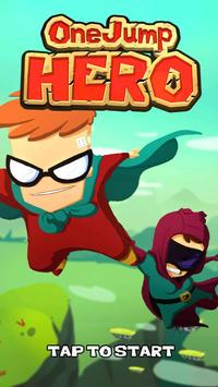One Jump Hero poster