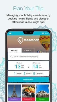 Flights, Hotels, Activities Travel Deals - Meembar poster