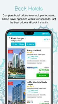Flights, Hotels, Activities Travel Deals - Meembar screenshot 1