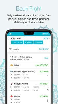 Flights, Hotels, Activities Travel Deals - Meembar screenshot 2
