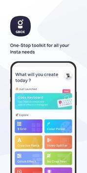 Toolkit for Instagram - Gbox पोस्टर