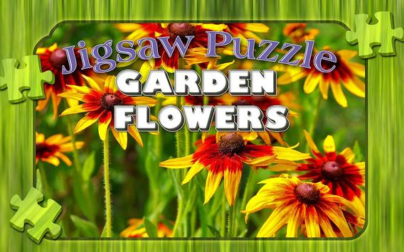 Flowers Jigsaw Puzzle poster