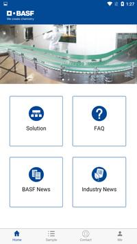 BASF I&I Expert System screenshot 1