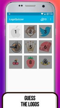 LogoQuizzer screenshot 2