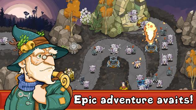 Tower Defense Realm King: (Epic TD Strategy) screenshot 15