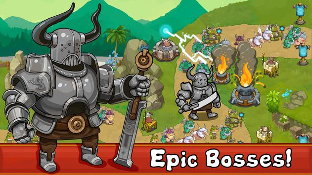 Tower Defense Realm King: (Epic TD Strategy) screenshot 1