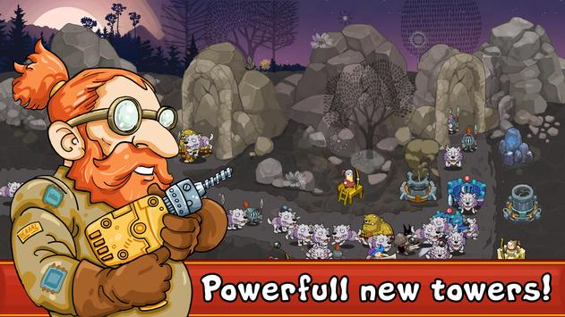 Tower Defense Realm King: (Epic TD Strategy) screenshot 21