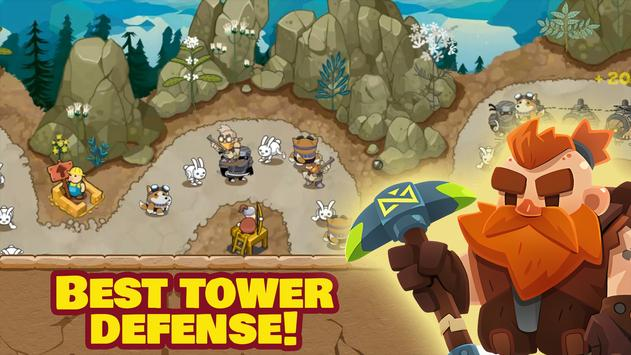Tower Defense Kingdom: Advance Realm 海報