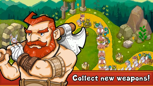 Tower Defense Kingdom: Advance Realm 截圖 10