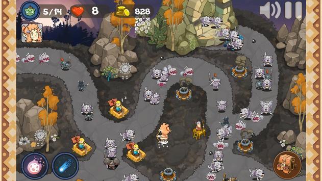 Tower Defense Kingdom: Advance Realm 截圖 4