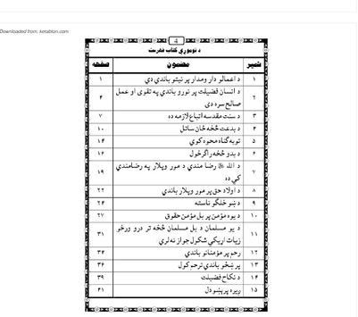 Salwekht Hadees screenshot 3