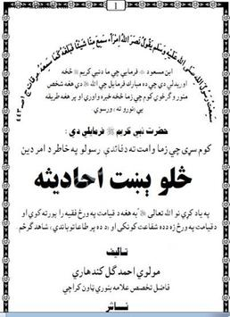 Salwekht Hadees poster