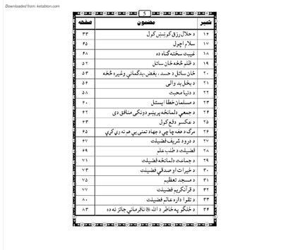 Salwekht Hadees screenshot 4