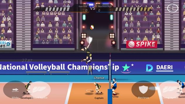 The Spike - Volleyball Story screenshot 7