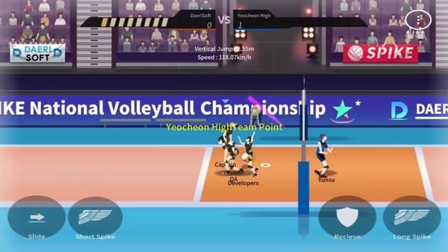 The Spike - Volleyball Story screenshot 19