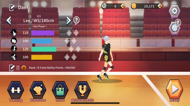 The Spike - Volleyball Story screenshot 1