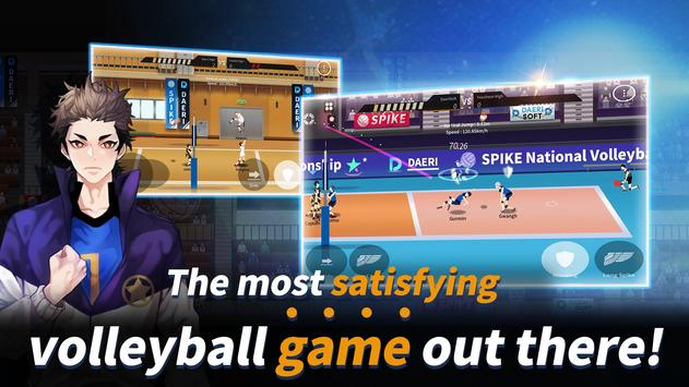 The Spike - Volleyball Story screenshot 2