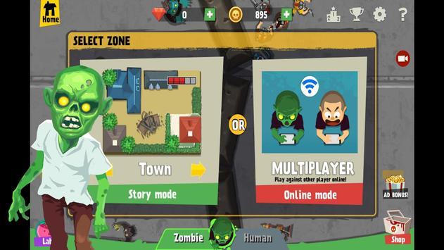 Zombie Battle Online: Follower Z screenshot 5