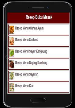 Kumpulan Resep Masakan screenshot 14